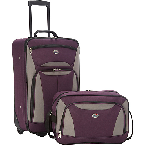 American tourister 2pc luggage set review 5th