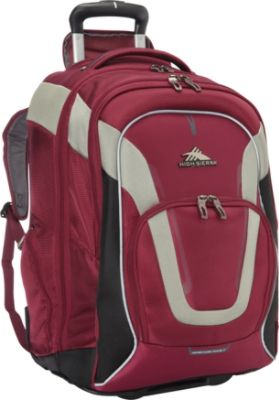 UPC 040176433813 High Sierra AT7 Wheeled Computer Backpack