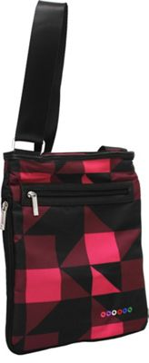 Image of J World New York Cush Crossbody Block Pink - J World New York Fabric Handbags