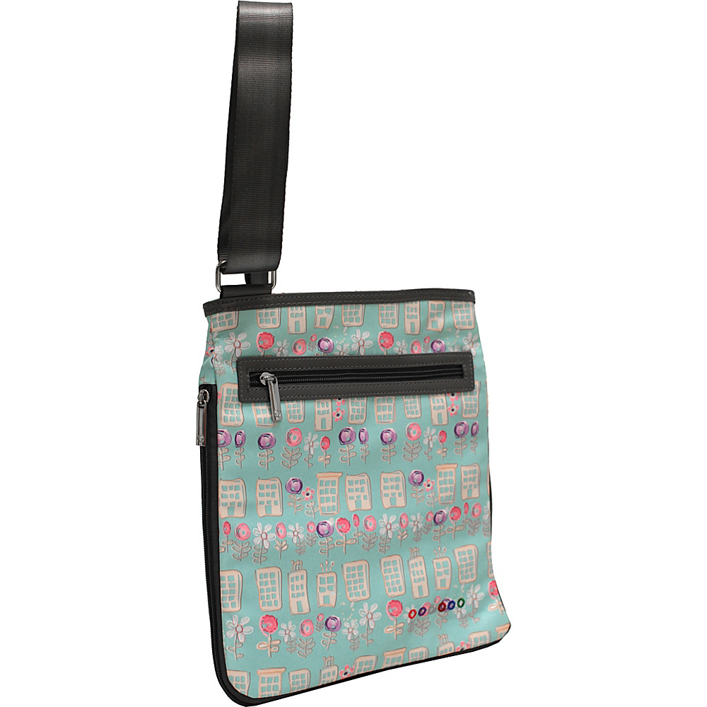 J World New York Cush Crossbody Urban - J World New York Fabric Handbags - Handbags, Fabric Handbags