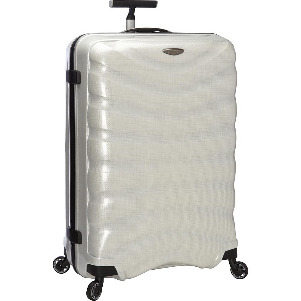 "Samsonite Black Label Firelite 30"" Hardside Spinner Luggage Off White - Samsonite Black Label Hardside Luggage"