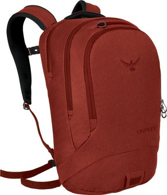 Osprey Cyber Laptop Backpack Pinot Red - Osprey Business & Laptop Backpacks