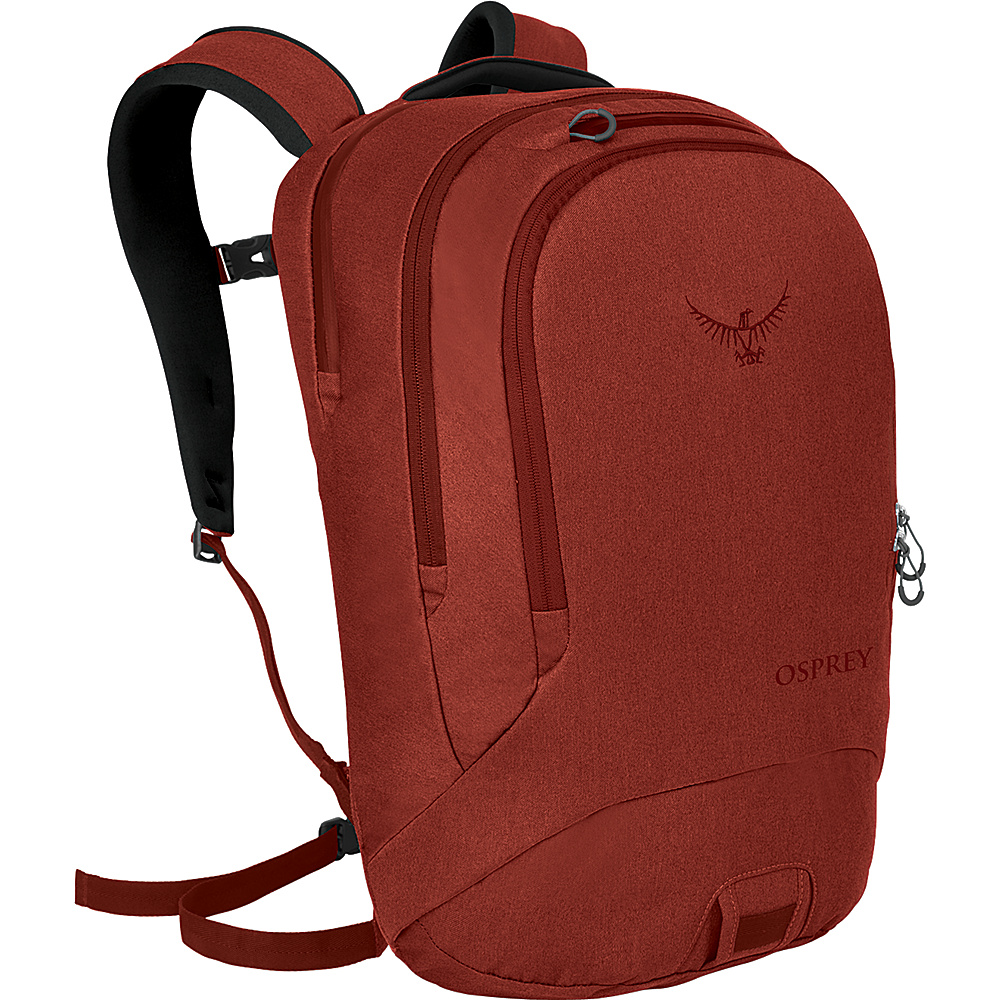 Osprey Cyber Laptop Backpack Pinot Red Osprey Business Laptop Backpacks