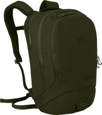 Osprey Cyber Laptop Backpack Forest Green - Osprey Business & Laptop Backpacks