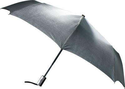 Leighton Umbrellas Manhattan Automatic Umbrella shimmer - Leighton Umbrellas Umbrellas and Rain Gear