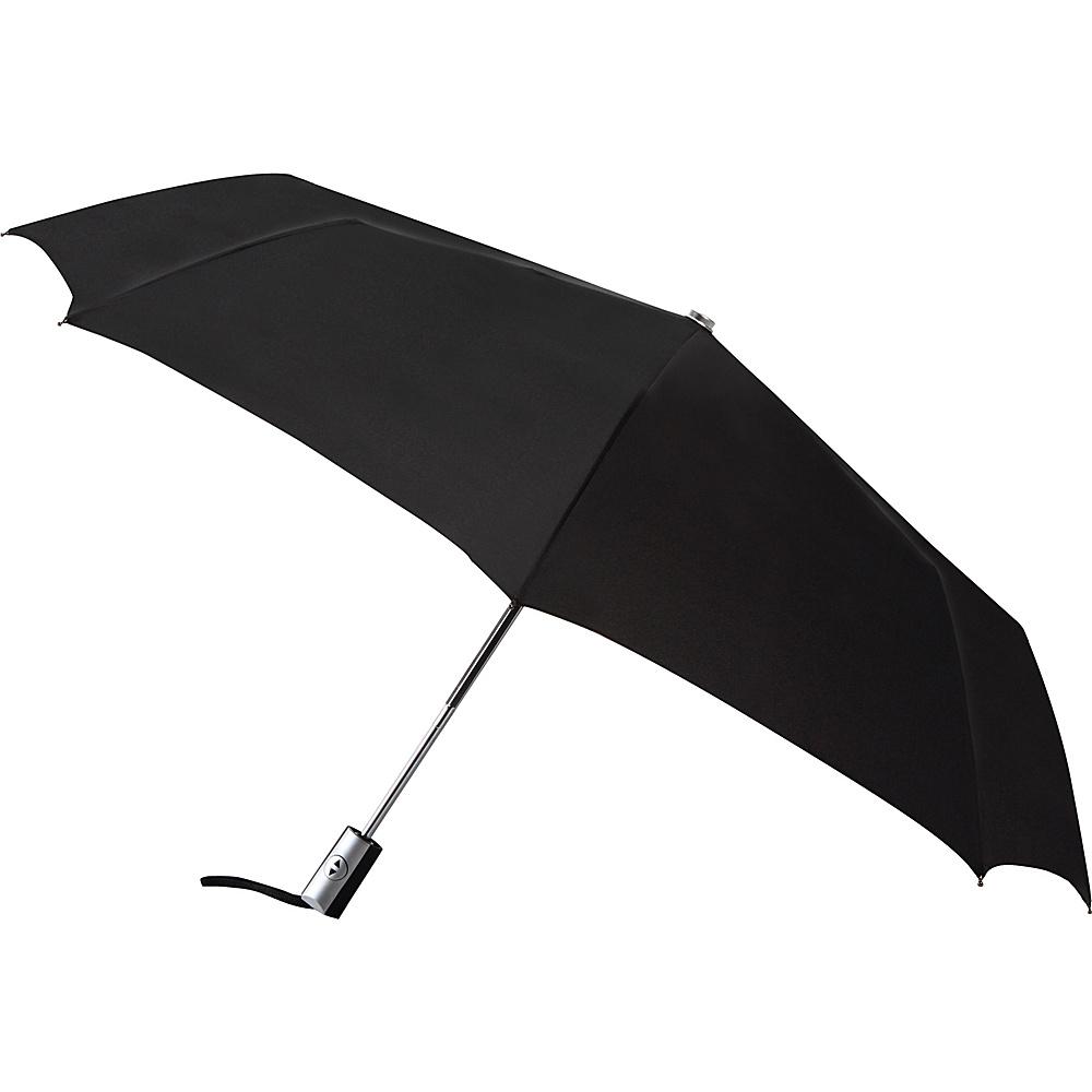 Leighton Umbrellas Manhattan black Leighton Umbrellas Umbrellas and Rain Gear