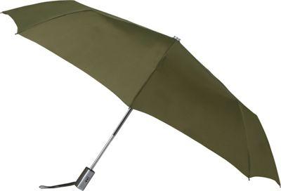 Leighton Umbrellas Manhattan Automatic Umbrella military taupe - Leighton Umbrellas Umbrellas and Rain Gear