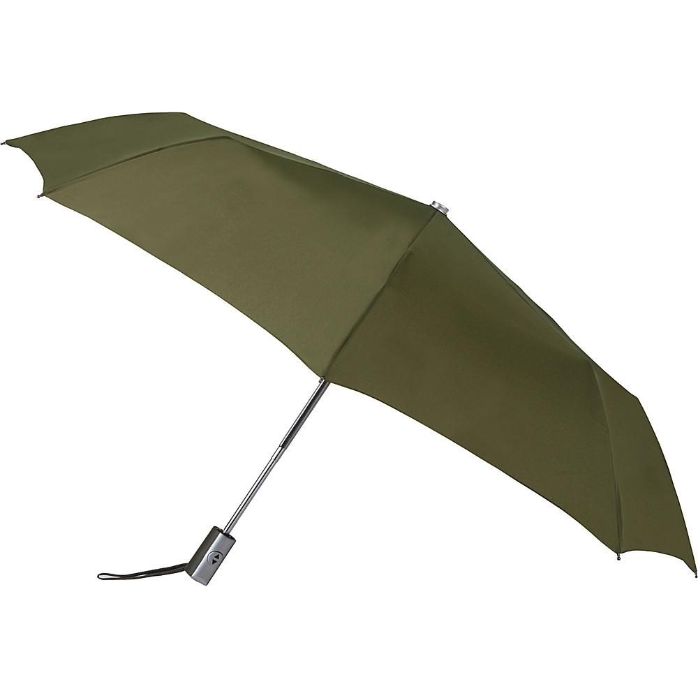 Leighton Umbrellas Manhattan military taupe Leighton Umbrellas Umbrellas and Rain Gear
