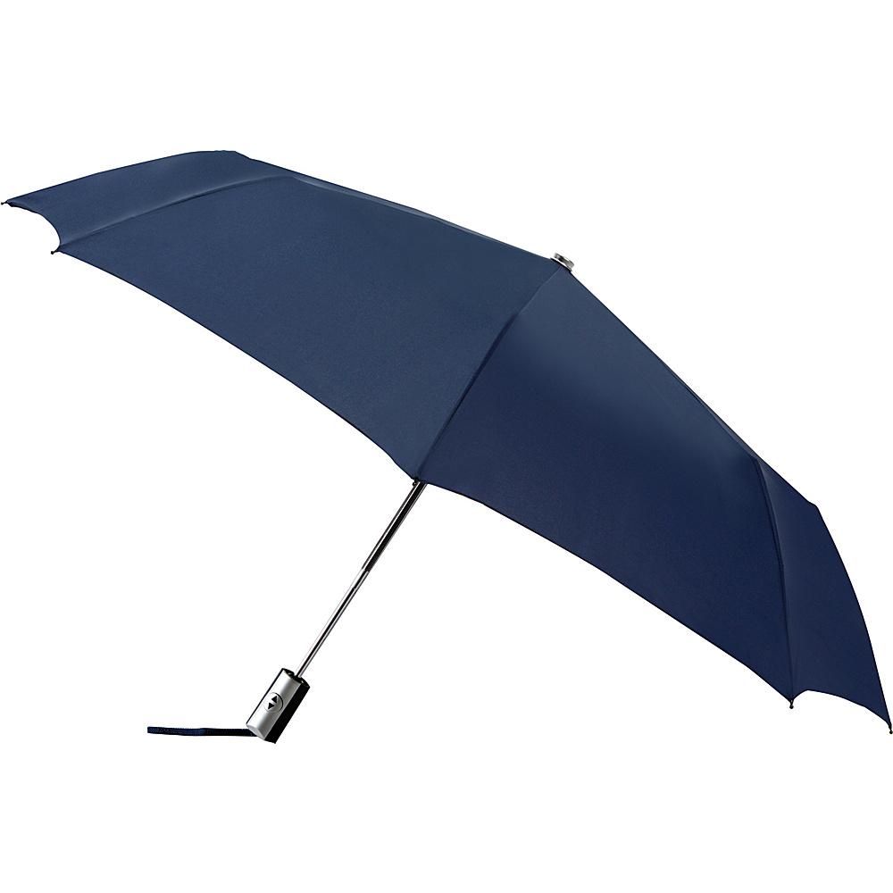 Leighton Umbrellas Manhattan navy Leighton Umbrellas Umbrellas and Rain Gear
