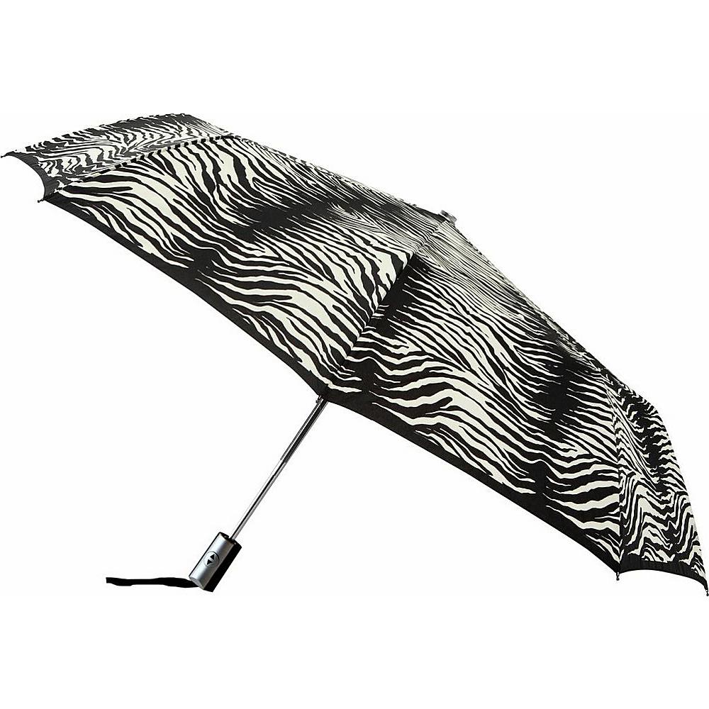 Leighton Umbrellas Manhattan zebra Leighton Umbrellas Umbrellas and Rain Gear