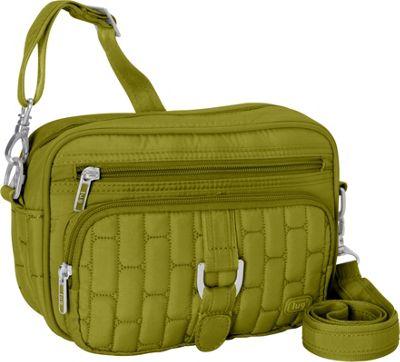 Lug Carousel Mini Cross-Body Bag Grass - Lug Fabric Handbags