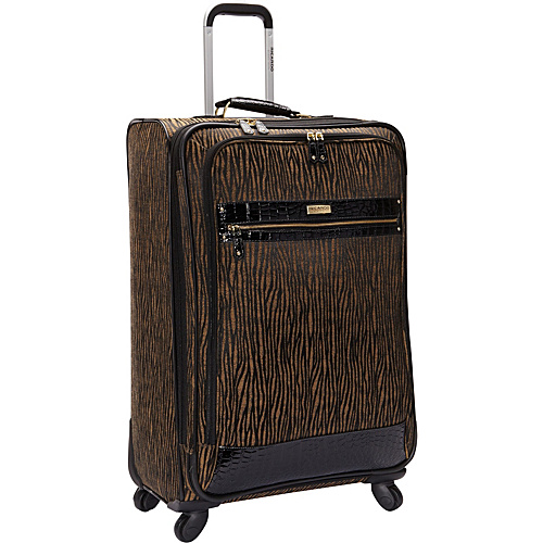 Ricardo Beverly Hills Serengeti 26-Inch 4-Wheel Expandable Upright Golden Tiger - Ricardo Beverly Hills Large Rolling Luggage