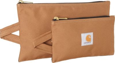 Carhartt Legacy Tool Pouches -  Set of 2 Carhartt Brown - Carhartt Other Sports Bags