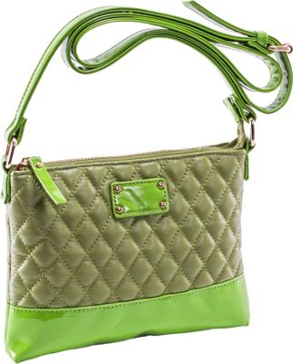 Parinda Cara Green - Parinda Leather Handbags