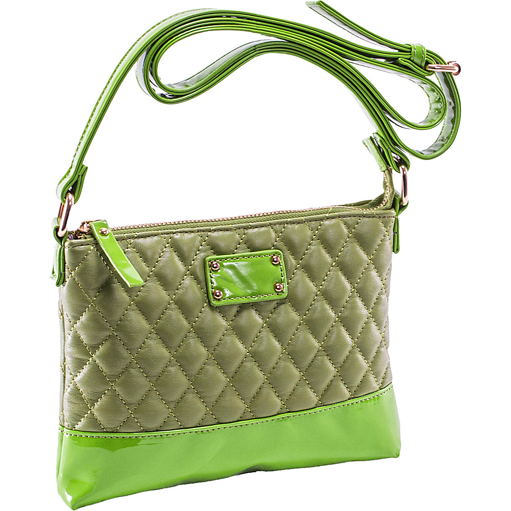 Parinda Cara Green - Parinda Manmade Handbags