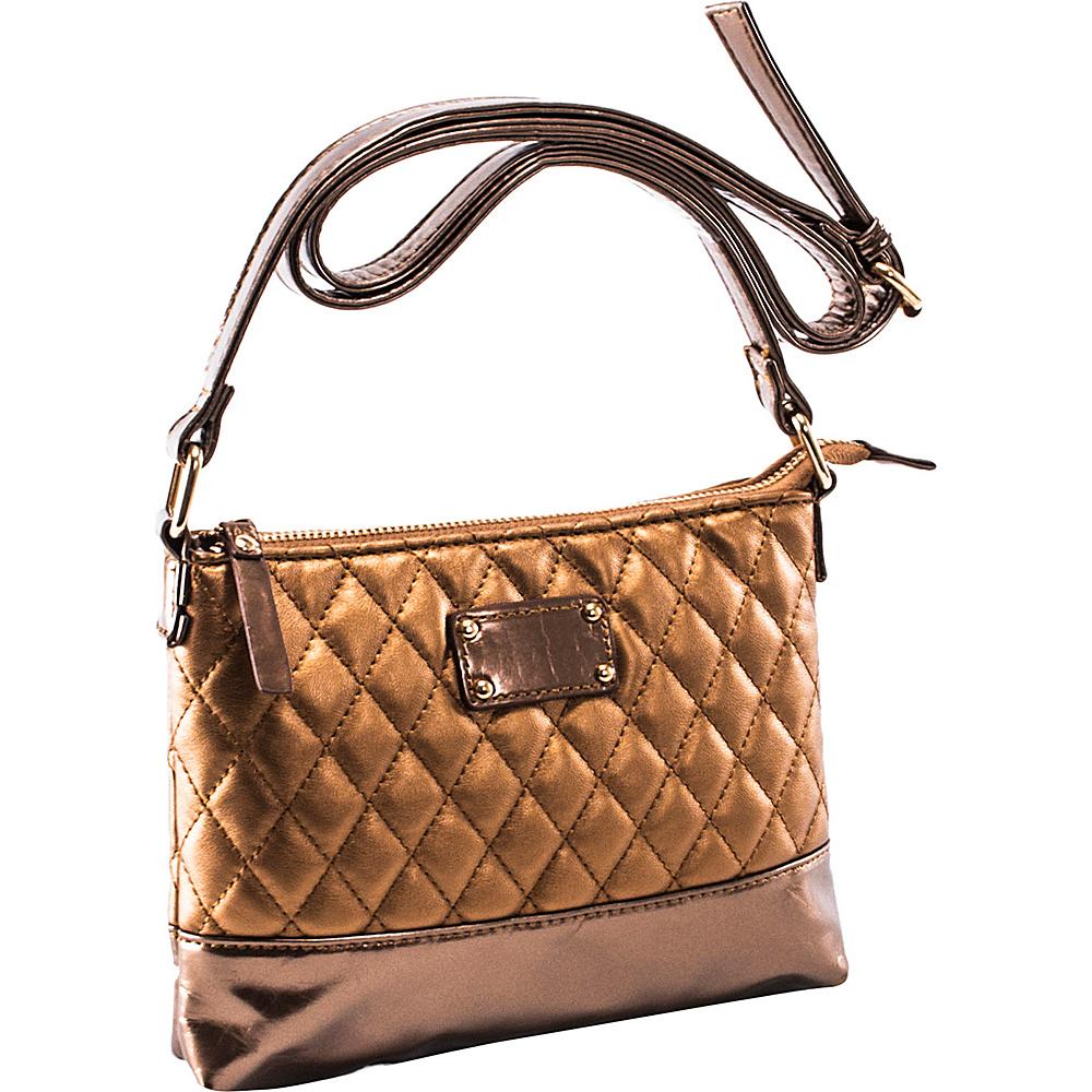 Parinda Cara Bronze - Parinda Manmade Handbags
