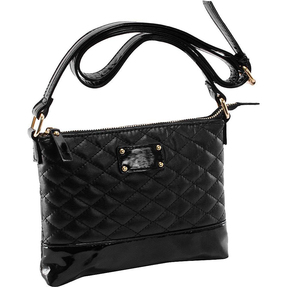 Parinda Cara Black - Parinda Manmade Handbags