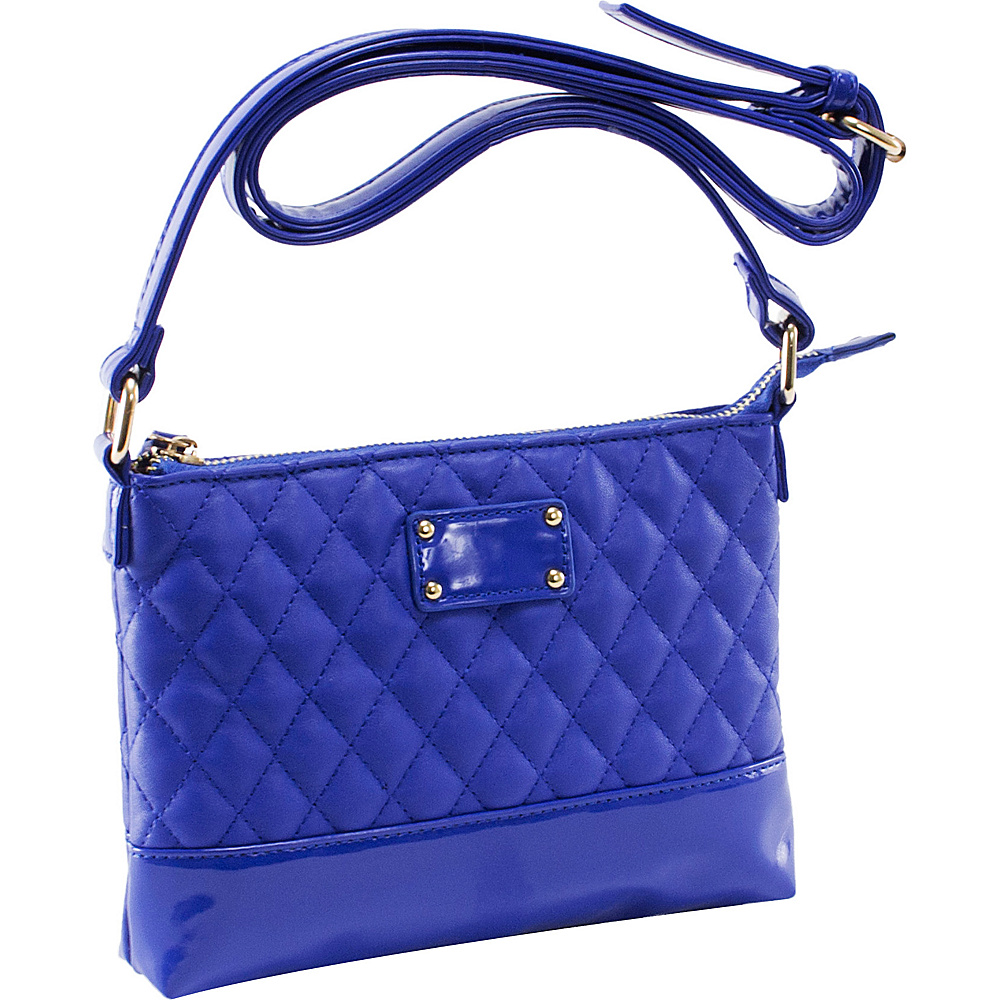 Parinda Cara Blue - Parinda Leather Handbags