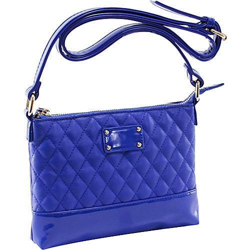 Parinda Cara Blue - Parinda Manmade Handbags