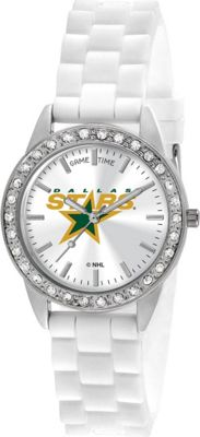 Game Time Frost-NHL Dallas Stars Black - Game Time Watches