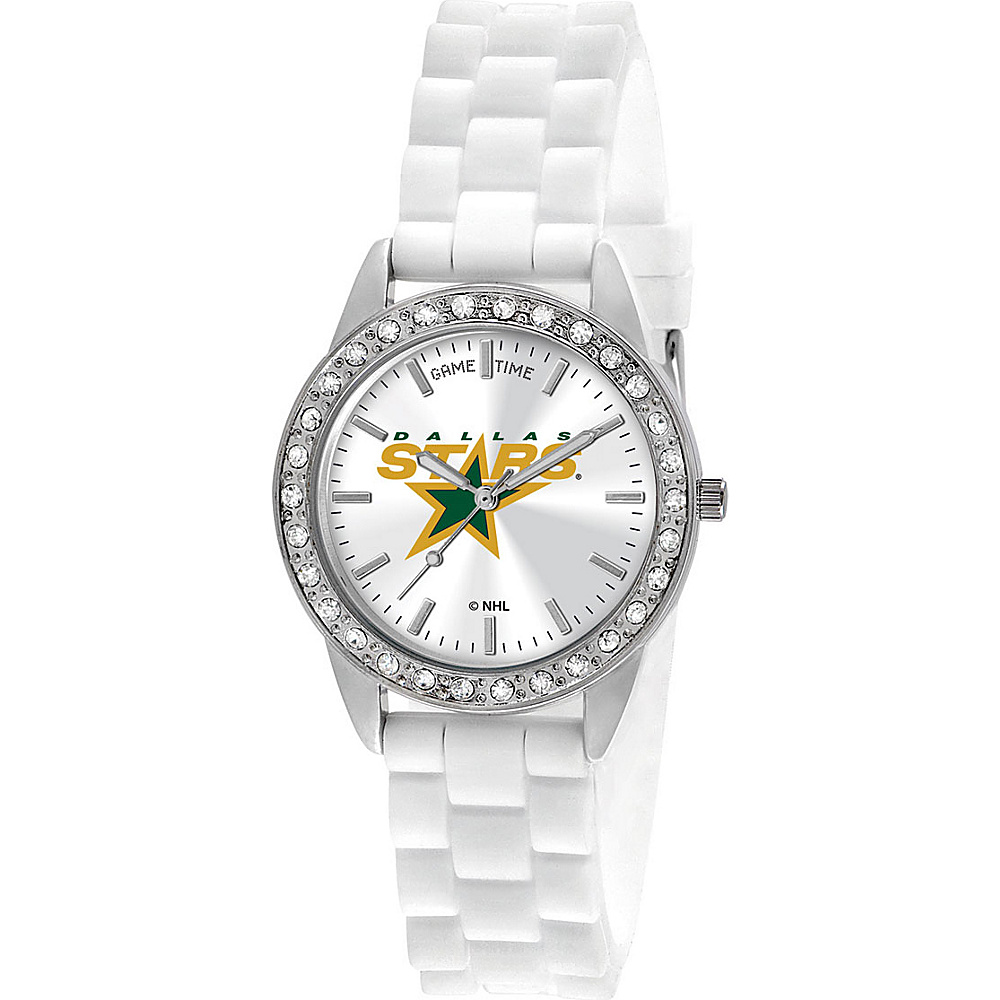 Game Time Frost-NHL Dallas Stars Black - Game Time Watches - Fashion Accessories, Watches
