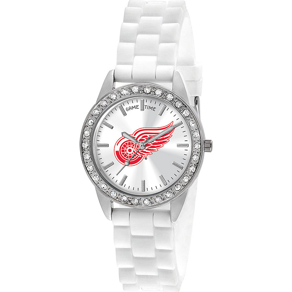 Game Time Frost-NHL Detroit Red Wings - Game Time Watches - Fashion Accessories, Watches