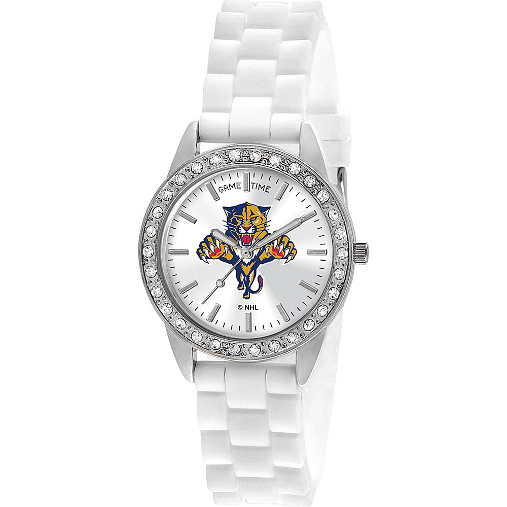 Game Time Frost-NHL Florida Panthers - Game Time Watches - Fashion Accessories, Watches