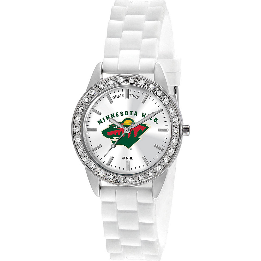 Game Time Frost-NHL Minnesota Wild - Game Time Watches - Fashion Accessories, Watches