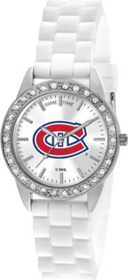 Game Time Frost-NHL Montreal Canadians - Game Time Watches