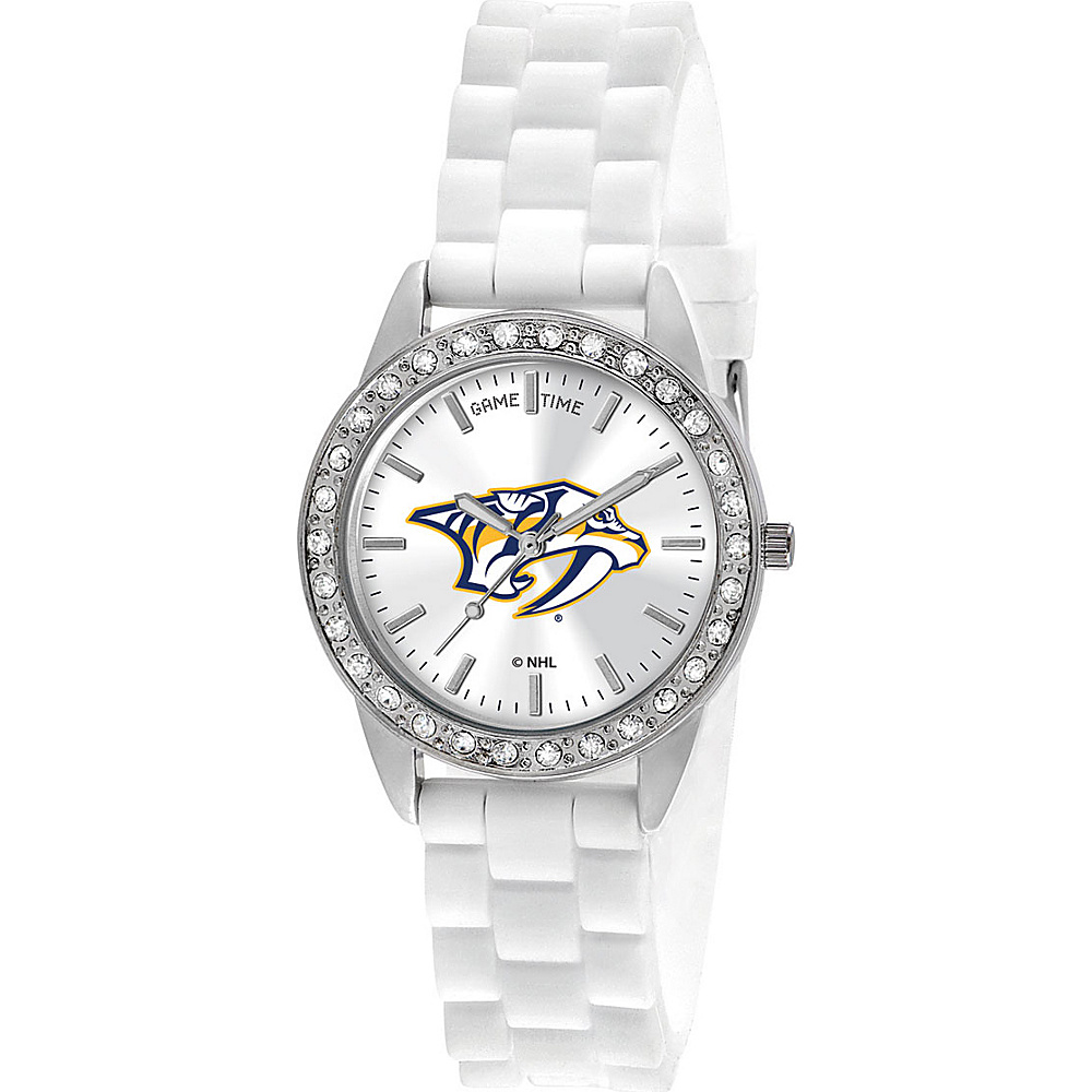 Game Time Frost-NHL Nashville Predators - Game Time Watches - Fashion Accessories, Watches