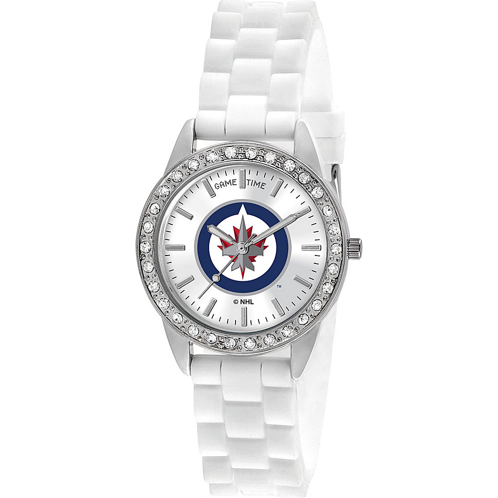 Game Time Frost-NHL Winnipeg Jets - Game Time Watches - Fashion Accessories, Watches