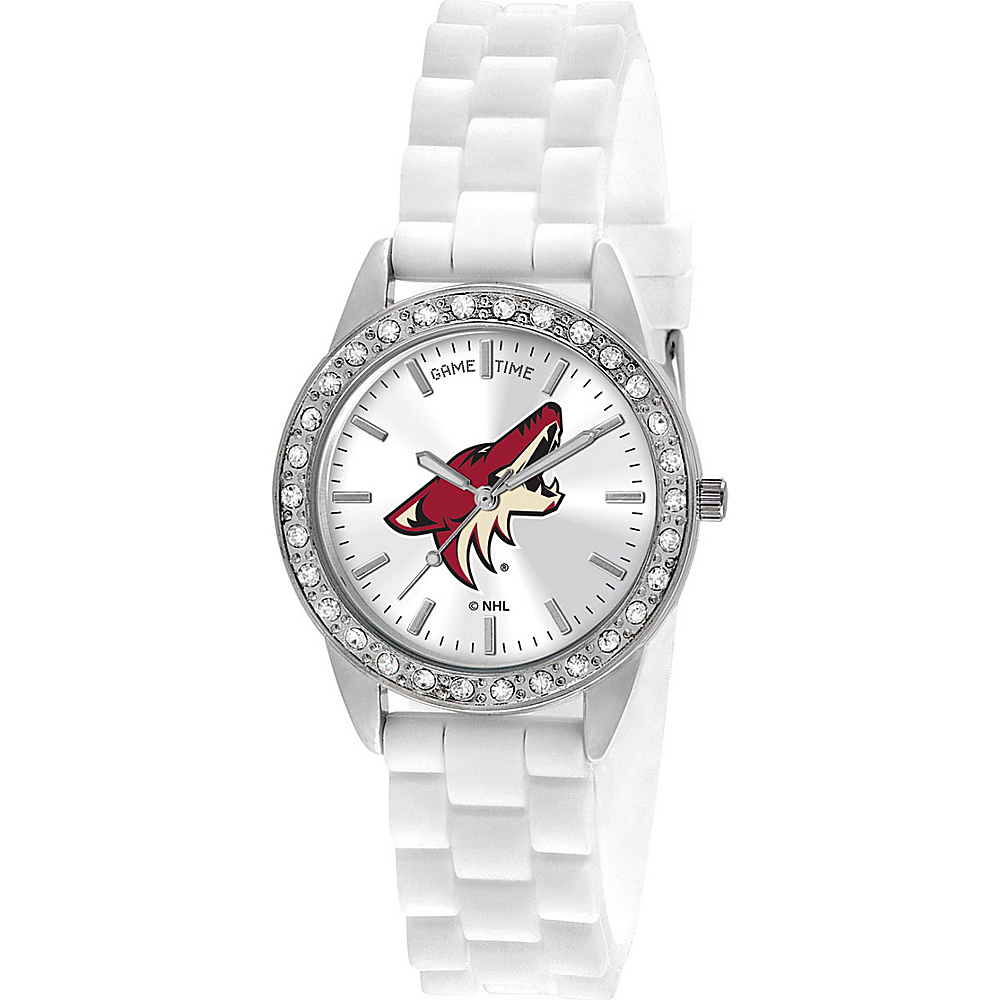 Game Time Frost-NHL Phoenix Coyotes - Game Time Watches - Fashion Accessories, Watches