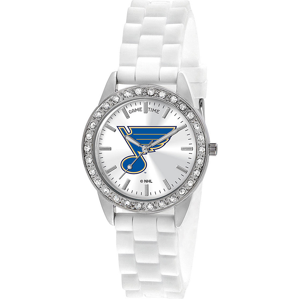 Game Time Frost-NHL St. Louis Blues - Game Time Watches - Fashion Accessories, Watches