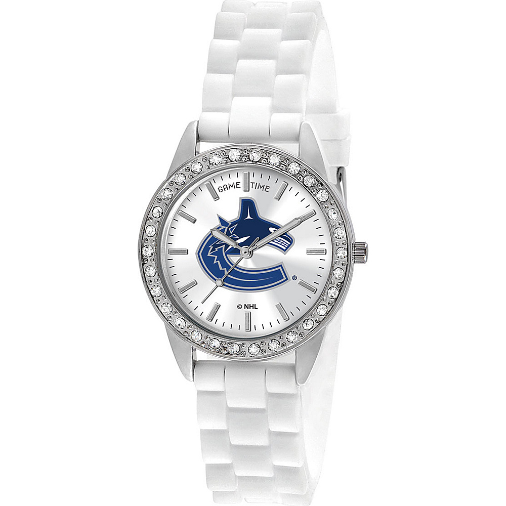 Game Time Frost-NHL Vancouver Canucks - Game Time Watches - Fashion Accessories, Watches