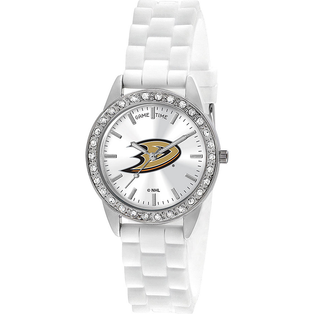 Game Time Frost-NHL Anaheim Ducks - Game Time Watches - Fashion Accessories, Watches