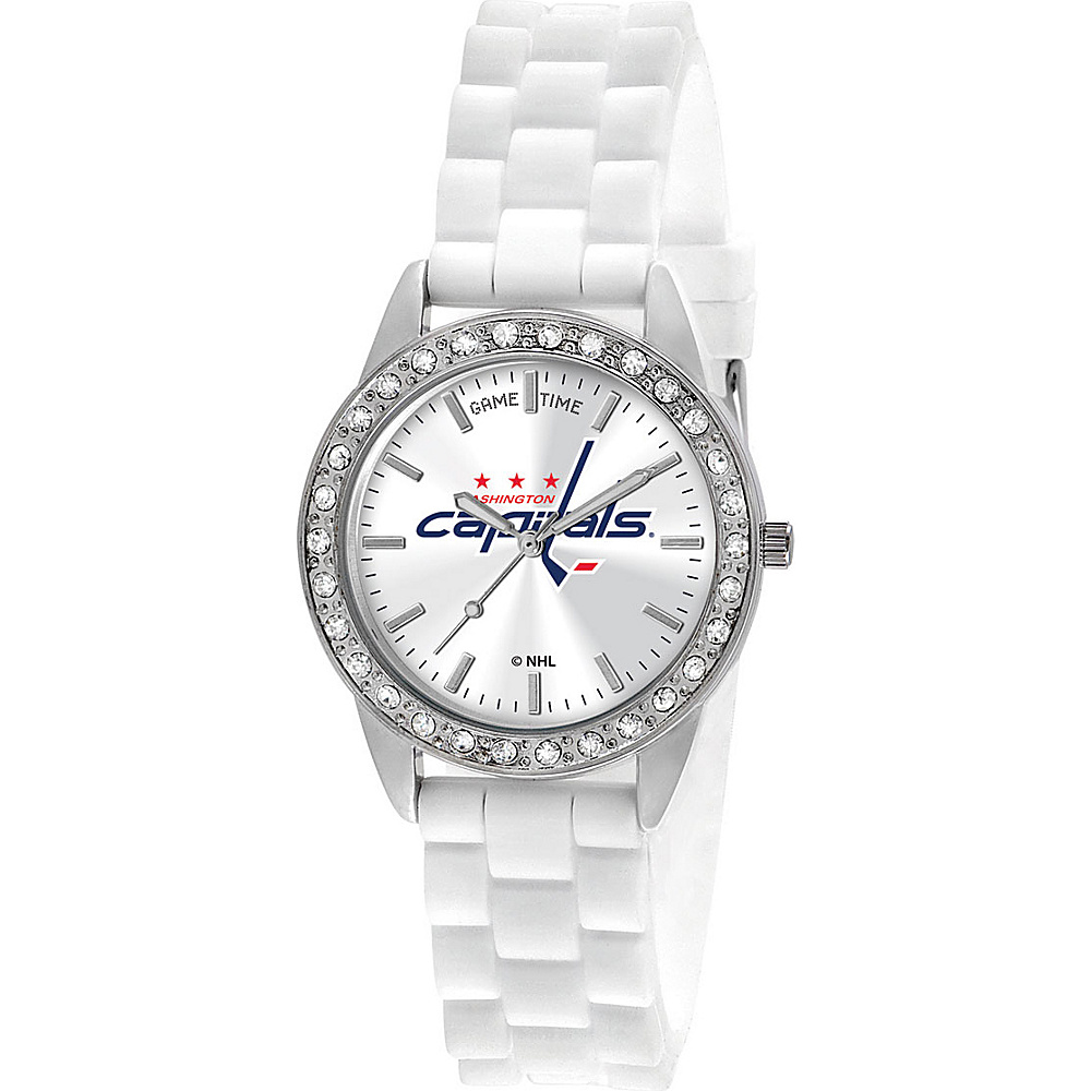 Game Time Frost-NHL Washington Capitals - Game Time Watches - Fashion Accessories, Watches