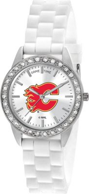 Game Time Frost-NHL Calgary Flames - Game Time Watches