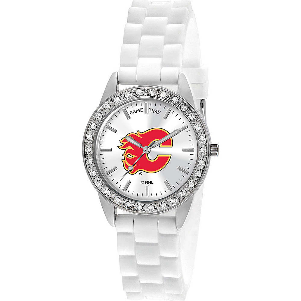 Game Time Frost-NHL Calgary Flames - Game Time Watches - Fashion Accessories, Watches