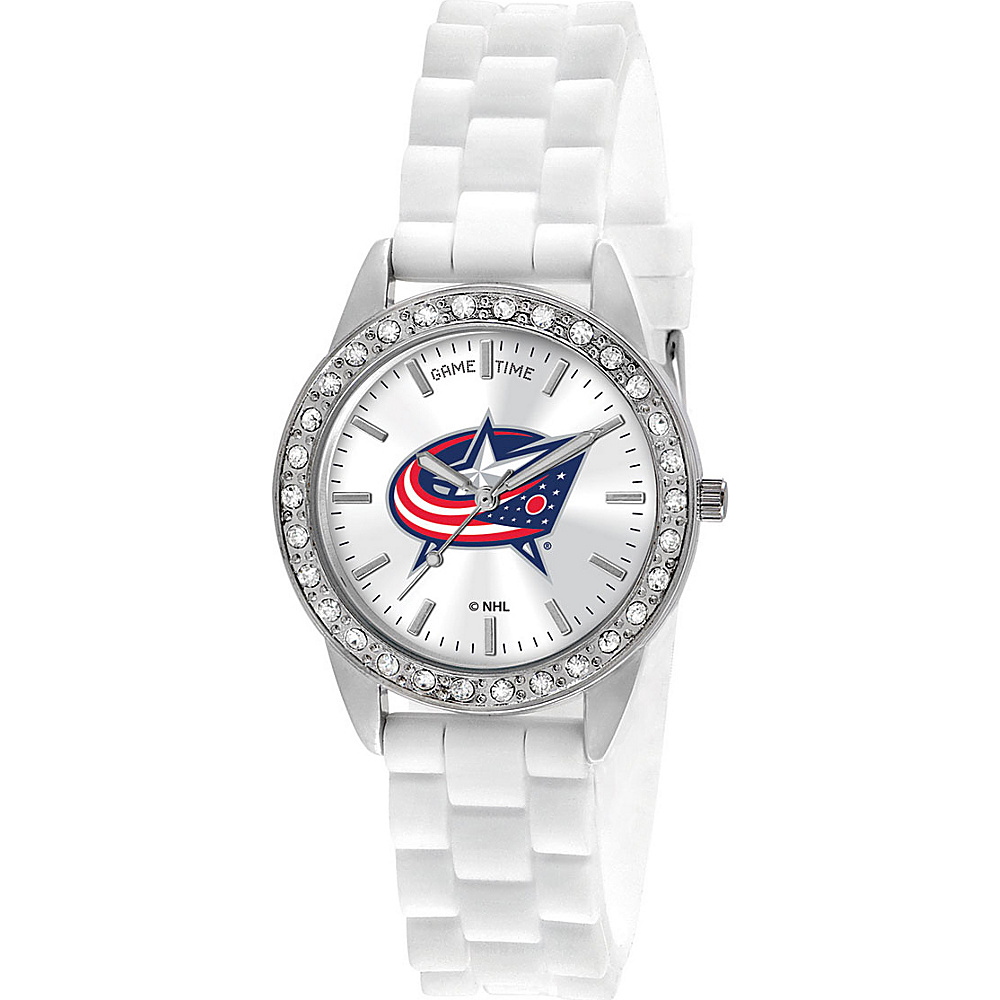 Game Time Frost-NHL Columbus Blue Jackets - Game Time Watches - Fashion Accessories, Watches