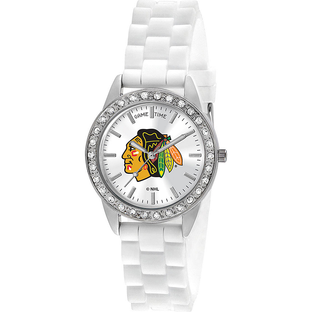 Game Time Frost-NHL Chicago Blackhawks - Game Time Watches - Fashion Accessories, Watches