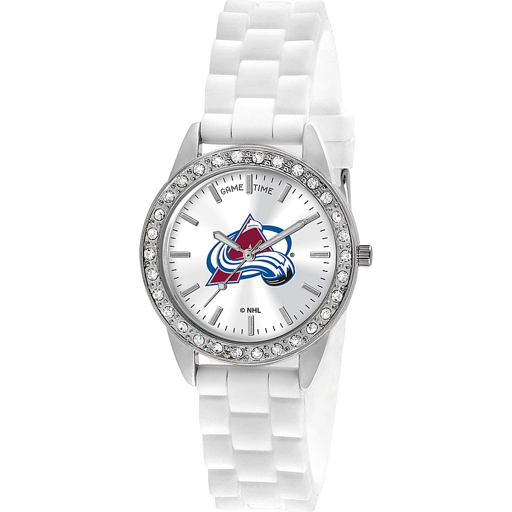 Game Time Frost-NHL Colorado Avalanche - Game Time Watches - Fashion Accessories, Watches