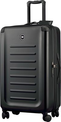 Victorinox Spectra 2.0 Luggage - 29 inch Black - Victorinox Hardside Checked