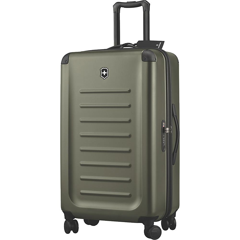 Victorinox Spectra 2.0 29 Luggage Moss Green - Victorinox Softside Checked