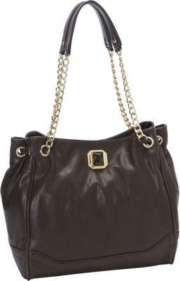Nine West Handbags Glam Lustre Large Shopper Coconut - Nine West ...
