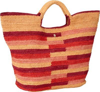 Helen Kaminski Pinamar Tile M Bloom/Amber - Helen Kaminski Designer Handbags