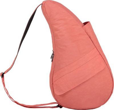 AmeriBag Healthy Back Bag & Distressed Nylon Small Peachblossom - AmeriBag Fabric Handbags