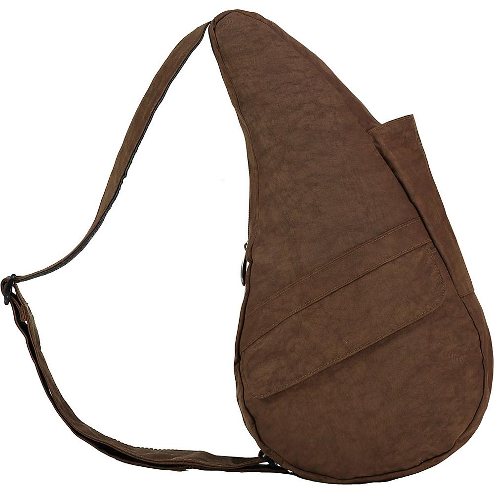 AmeriBag Healthy Back Bag  Distressed Nylon Small - Backpack Handbags - Handbags, Fabric Handbags