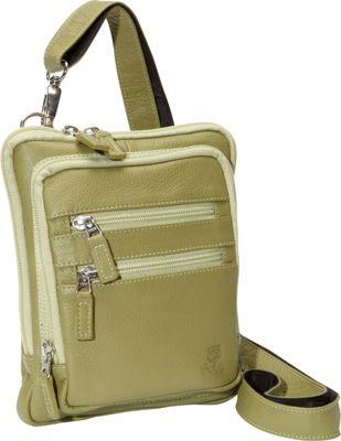 J. P. Ourse & Cie. Barclay Kiwi - J. P. Ourse & Cie. Leather Handbags