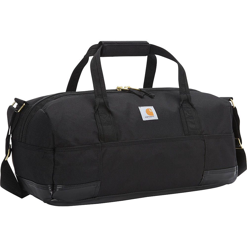 "Carhartt Legacy 20"" Gear Bag Black - Carhartt Travel Duffels"