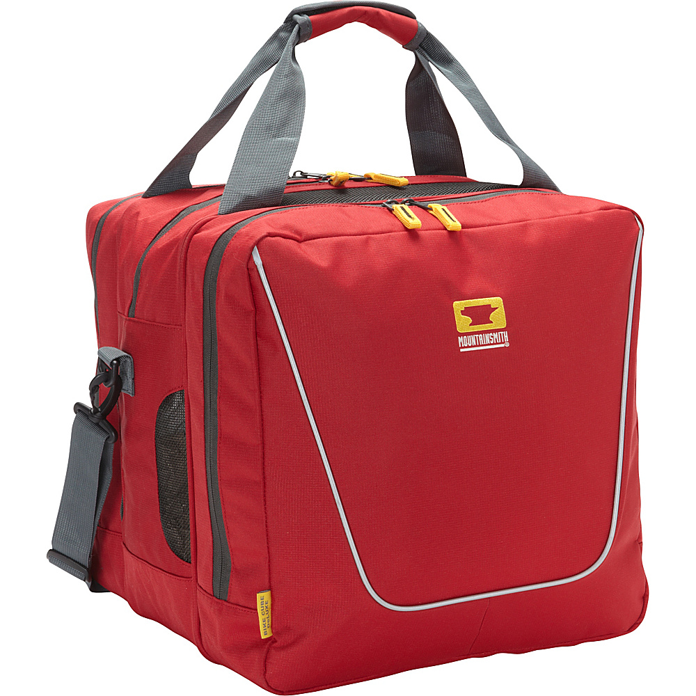 Mountainsmith Bike Cube Deluxe Storage Bag Red - Mountainsmith Sport Bags